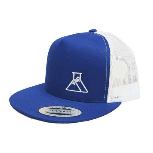 Friction Labs Trucker Hat - Royal Blue