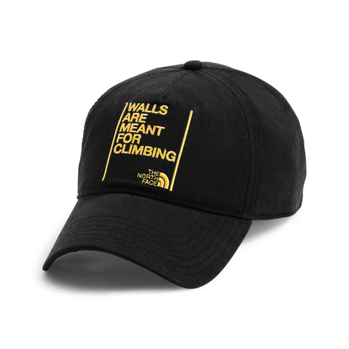 "The North Face ""Walls Are Meant For Climbing"" Ball Cap"