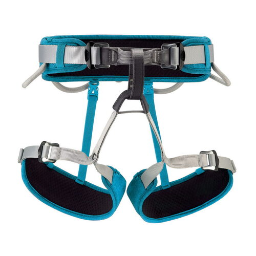 Petzl Corax Harness - Turquoise