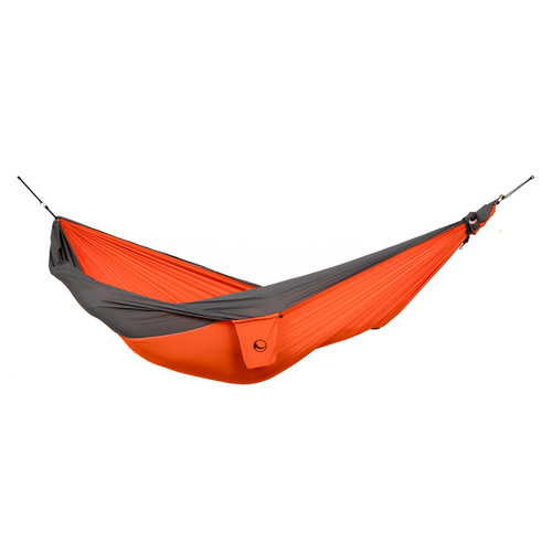 Ticket to the Moon Original Hammock - Orange / Dark Grey